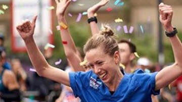 Sports Top Stories - Nurse Denied World Record Because She Didn't Wear Skirt During Marathon