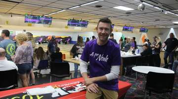 Photos - All For Noah #StrikeOutCF benefit, at Sky Lanes Bowling. 5-5-19