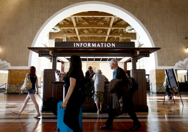 Union Station Marks 80th Anniversary