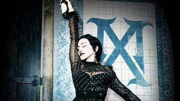 Kyle McMahon Blog - Madonna Announces the Madame X Tour