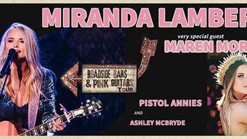 Contest Rules - Miranda Lambert Winning Weekend Rules
