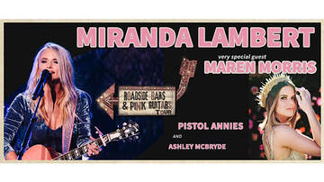 None - Miranda Lambert Roadside Bars and Pink Guitar Tour Greensboro