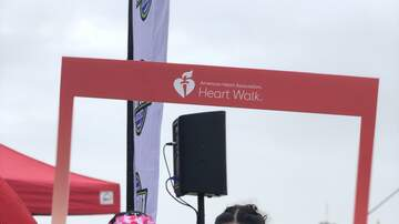 Photos - KC101 at American Heart Association Heart Walk on 5/4/19