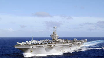 Politics - U.S Deploys Carrier Strike Group, Bombers to Middle East