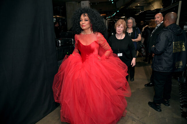 61st Annual GRAMMY Awards - Backstage