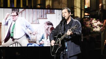 Jim Kerr Rock & Roll Morning Show - Watch Adam Sandler Sing Bittersweet Tribute To Chris Farley On 'SNL'