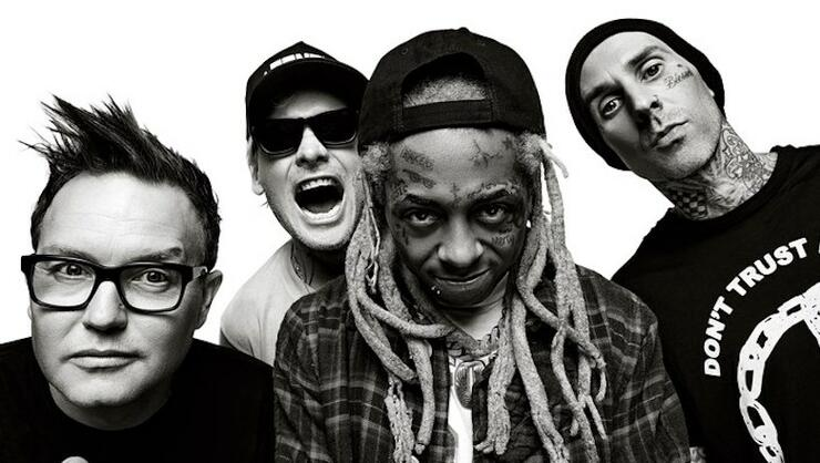 Blink-182 And Lil Wayne Drop Official Mashup Track, Limited-Edition Merch | iHeartRadio