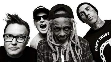 Trending - Lil Wayne Says He's Not Quitting Blink-182 Tour Despite Walking Offstage