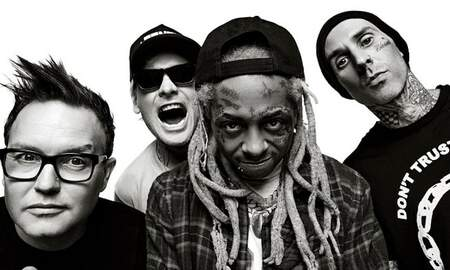 Trending - Blink-182 And Lil Wayne Drop Official Mashup Track, Limited-Edition Merch