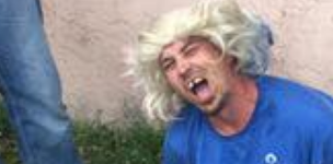 The News Junkie - Man Attempted To Evade Police In Blonde Wig