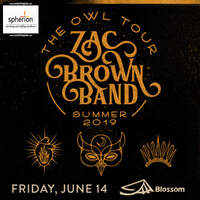 Win Tickets To See Zac Brown Band