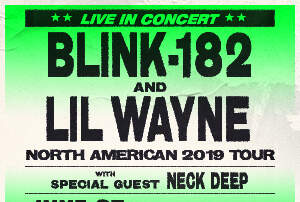 None - blink-182 and Lil Wayne | Nationwide Arena