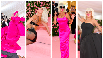 Ryan Seacrest - Lady Gaga Just Won the 2019 Met Gala in 4 Transformational Most Extra Looks