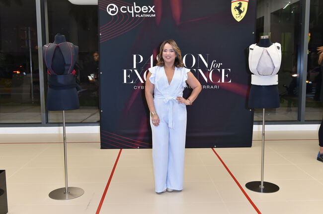 Cybex For Scuderia Ferrari Launch Party By Tot Living for Haute Living