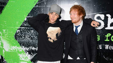 EJ - Ed Sheeran and Justin Bieber Share Sneak Peek of New Track