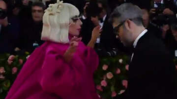 Scotty Davis - You Need To See Lady Gaga's Entrance Into The MET Gala