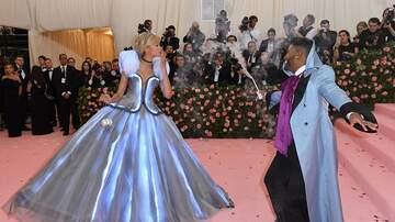 Shay Diddy - Oakland's Own Zendaya Transforms Into Cinderella On Met Gala Red Carpet!