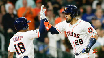 None - Astros Power Past Royals