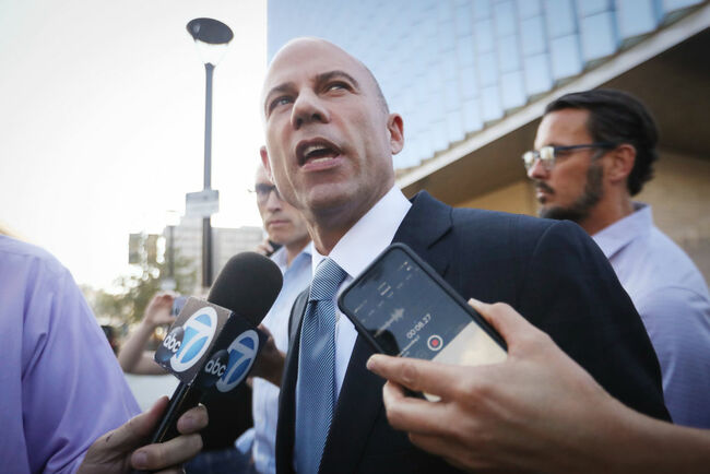 Avenatti Given A Week To Find Attorney
