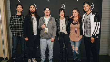 Daily Dos w/ Dave Allan & Ginger G. - Rock 101 Halestorm Meet-n-Greet!