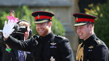 Headlines - Prince William Welcomes Prince Harry To Sleep Deprivation Society
