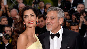 Sisanie - George Clooney Talks About His 'Prankster' Twins