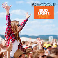 Throwback Weekend thanks to Bud Light Orange!