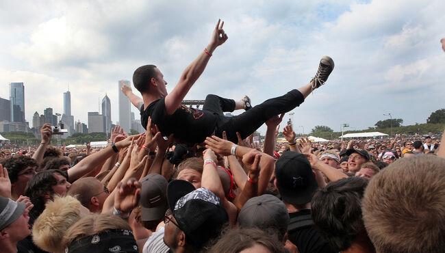 2009 Lollapalooza Music Festival - Day 2
