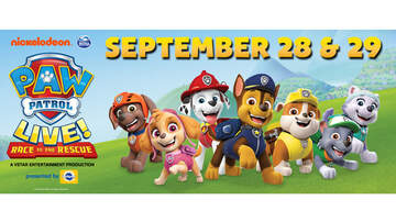 "None - PAW Patrol Live!""Race to the Rescue"""