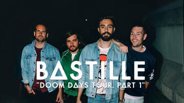 None - Bastille @ Theater of the Clouds