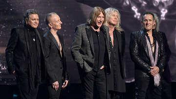 Maria Milito - Rock Hall Induction Was First Time Def Leppard Felt Music Industry Support