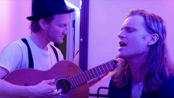The Lumineers Cover Creedence Clearwater Revival In A Bathroom: Watch