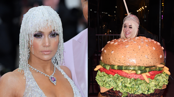 Lindsey Marie - WATCH: Katy Perry And J Lo Have An Awkward Run In At The Met Gala