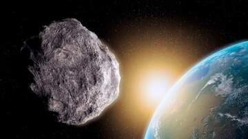 Chris & Rosie - NASA Says Three Asteroids Will Buzz Us On Wednesday