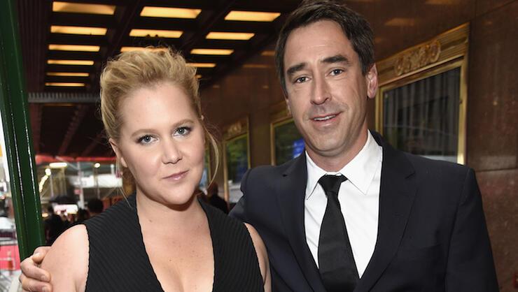 Amy Schumer Reveals Name Of Newborn Son With Husband Chris Fischer