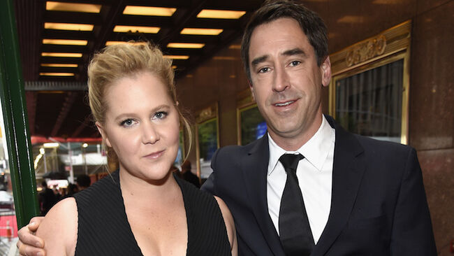Amy Schumer's Newborn Son's Name Seems To Honor Another Famous Comedian