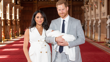 Headlines - Here Are The First Pictures Of Baby Sussex