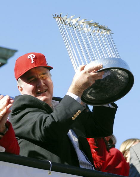 2008 Philadelphia Phillies World Series Victory Parade