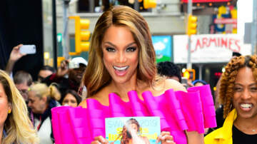 Entertainment - Tyra Banks Comes Out Retirement To Cover Sports Illustrated Swimsuit 2019