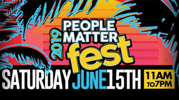 None - People Matter Fest 2019