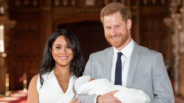Amanda Flores - Baby Sussex has been introduced to the World!