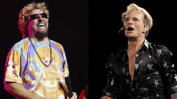 Maria Milito - Van Halen Considered Replacing David Lee Roth With Sammy Hagar In 1977