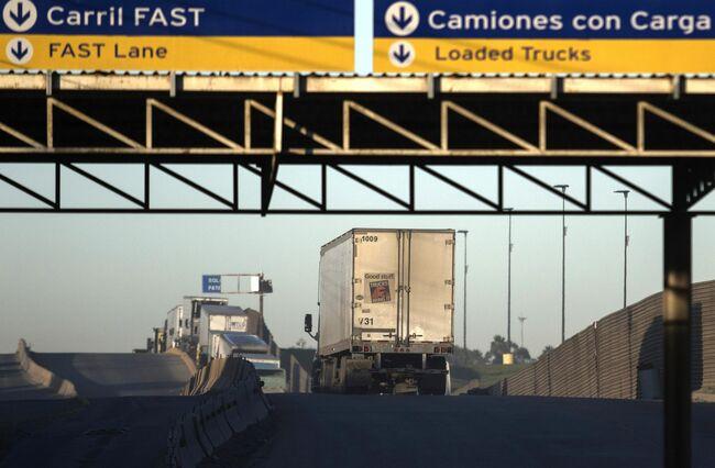 U.S.-Mexico-Canada Trade Pact Awaits Vote