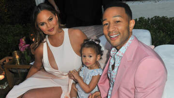 image for Chrissy Teigen Officiates Wedding For Daughter Luna's Stuffed Animals