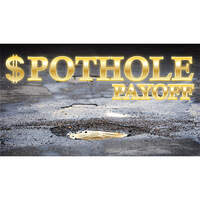 Listen to WIN Your Own Pothole Payoff!
