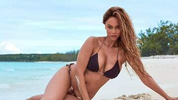 The Gunner Page - Tyra Banks Comes Out of Modeling Retirement for SI Swimsuit!