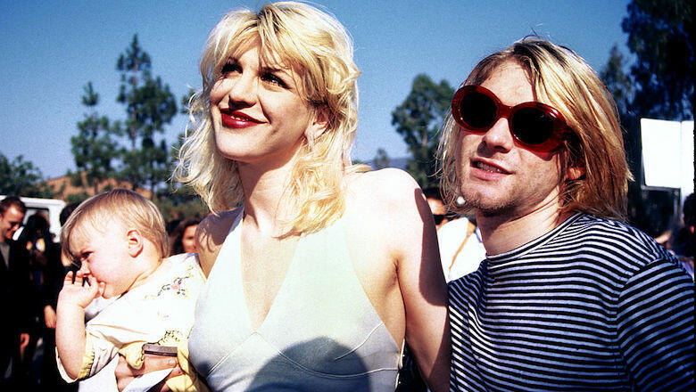 Courtney Love Talks About The Size of Kurt Cobain's Manhood