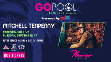 None - GO Pool Country Concert Series with 95.5 The Bull: Mitchell Tenpenny