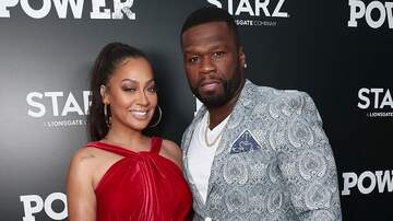 Papa Keith - 50 Cent and Lala Anthony Starring in 'Intercepted'