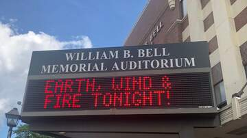 Photos - Earth, Wind & Fire at The Bell Auditorium May 8th 2019